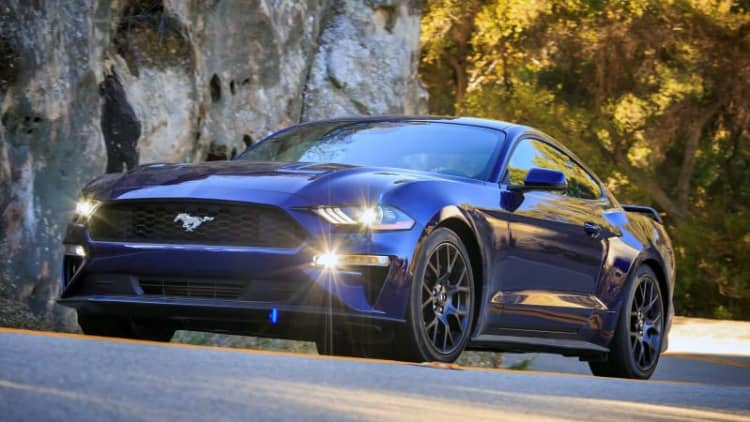 Ford Mustang hybrid coming in 2020 [UPDATE]