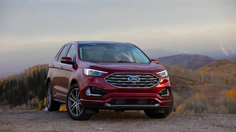 2019 Ford Edge Drivers' Notes Review   Testing the middle child