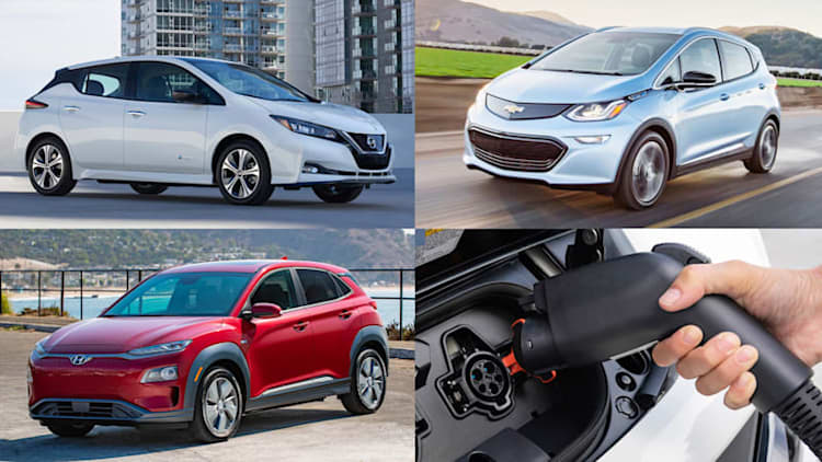 Nissan Leaf e+ vs. Chevy Bolt, Hyundai Kona Electric: How they compare on paper