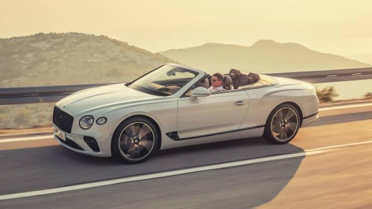 VW Group shareholders demand Bentley return to profit