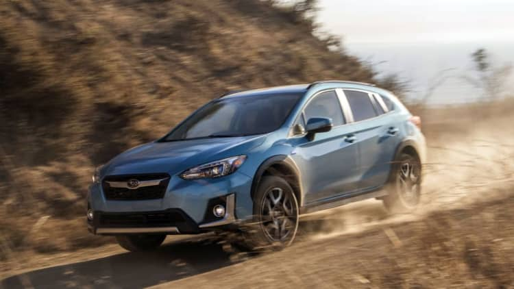 2019 Subaru Crosstrek Hybrid Drivers' Notes Review   A great, green Subaru with a price