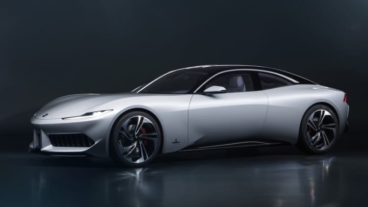 Karma Pininfarina GT is exactly what its name says it is