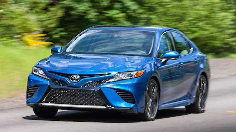 Desirable at last | 2018 Toyota Camry, Camry Hybrid First Drive