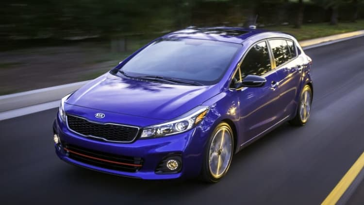 2017 Kia Forte5 Quick Spin | Sporty compact, lots of bells and whistles