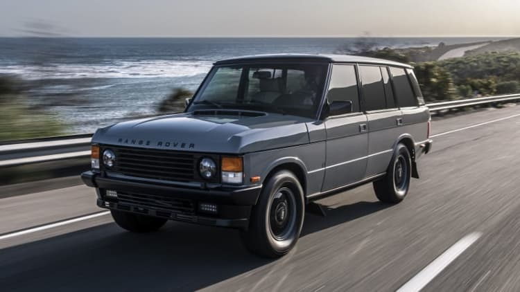 ECD Range Rover Classic First Drive Review | Restored and ready to roll