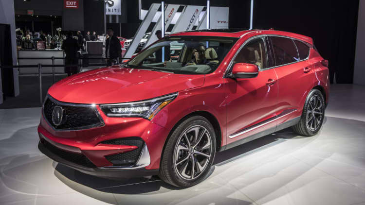 2019 Acura RDX Crossover Gets Turbocharged Power, A Spec Version