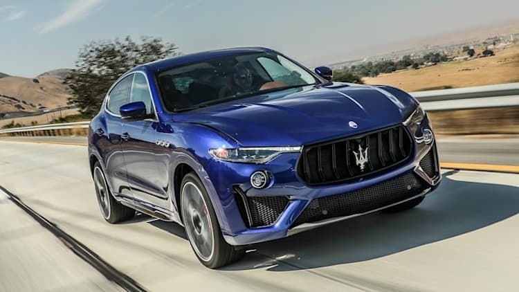 2019 Maserati Levante Trofeo / GTS First Drive Review | Yes, you want the Ferrari V8
