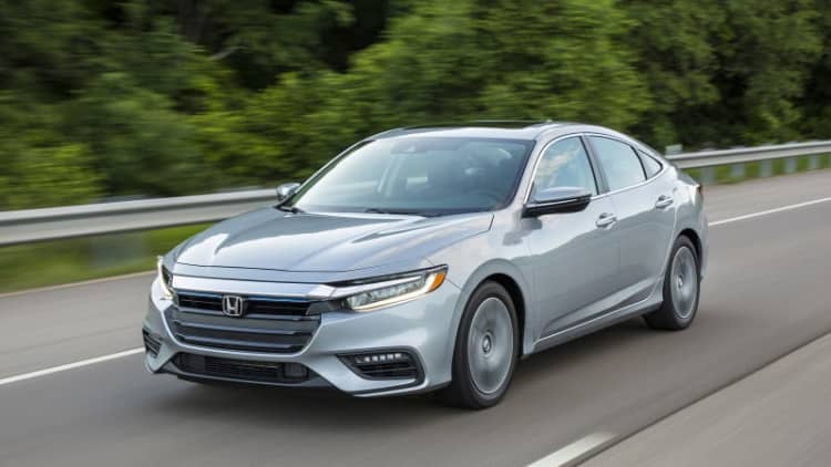 2019 Honda Insight First Drive Review | Tarnish remover