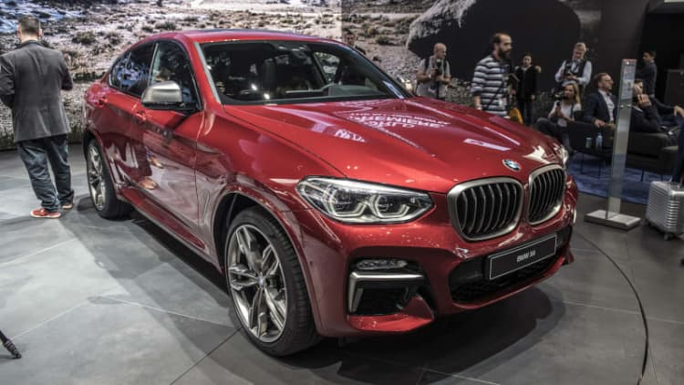 2019 BMW X4 gets bigger, faster and stronger
