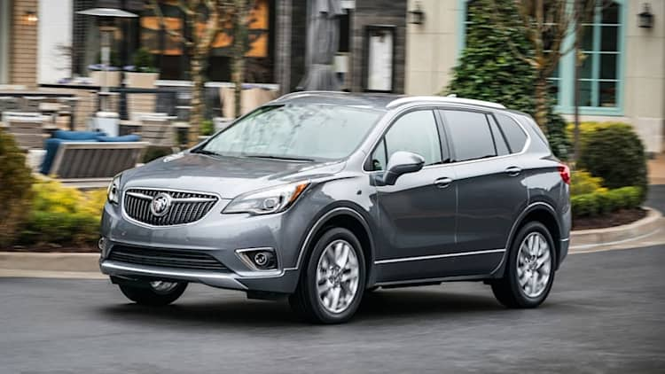 2019 Buick Envision First Drive Review | Still not a standout