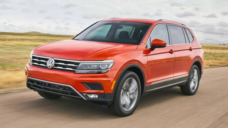 2018 Volkswagen Tiguan First Drive | Imperfect improvement