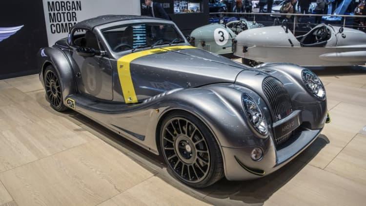 Morgan Aero GT sends the Aero line out with a custom-built bang