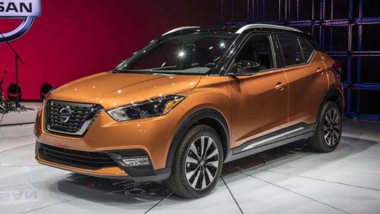 2018 Nissan Kicks jukes its way into compact crossover lineup