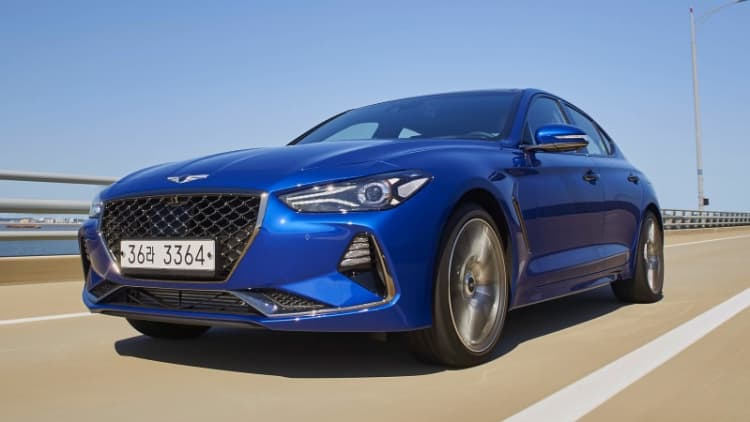 Genesis G70 First Drive | An arrow to the heart of the Germans