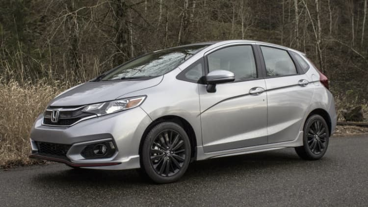 2018 Honda Fit Sport Quick Spin Review | Cheap and cheerful as its ancestors