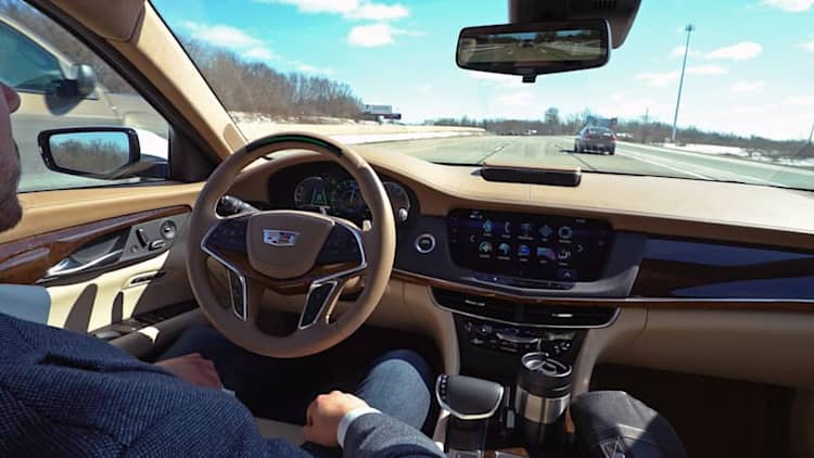 Cadillac Super Cruise — a hands-off review