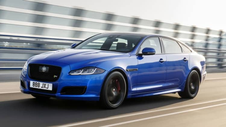2018 Jaguar XJR575 First Drive Review | Everyone loves an underdog, right?