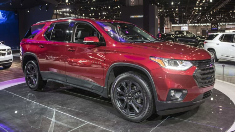 2018 Chevrolet Traverse RS brings turbo crossover performance to the 'burbs
