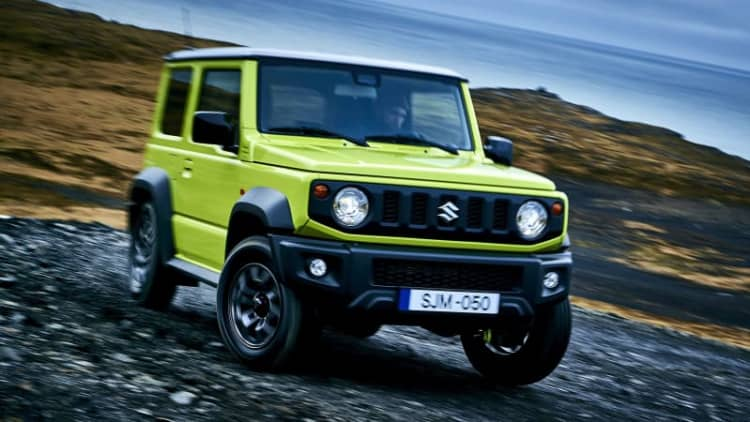 2019 Suzuki Jimny First Drive Review | Internet darling, real-world riot