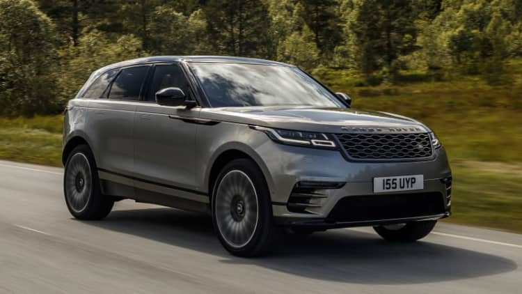 2018 Range Rover Velar First Drive | Nontraditional by design