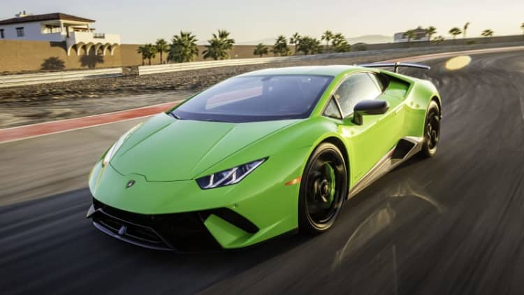 2018 Lamborghini Huracán Performante Second Drive | The Lambo of the moment