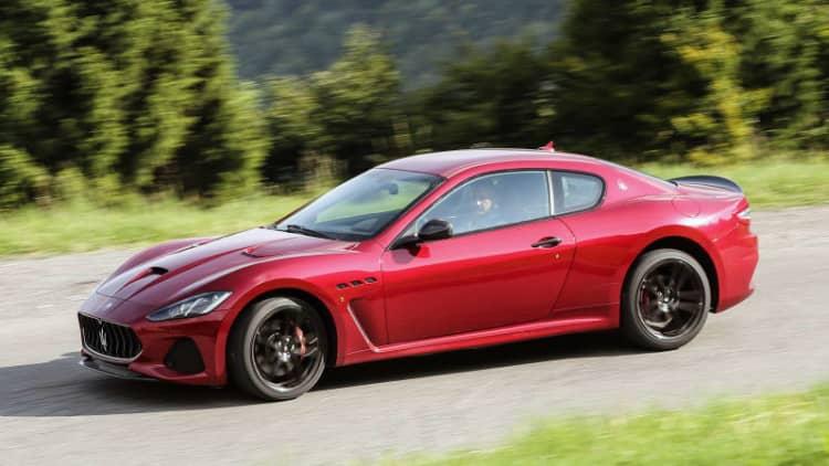 2018 Maserati GranTurismo First Drive | Better with age?