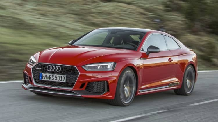 2018 Audi RS5 First Drive | Boosted for your enjoyment
