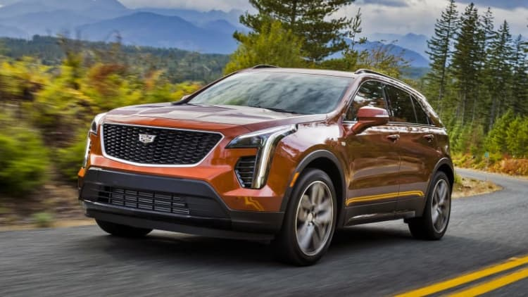 2019 Cadillac XT4 First Drive Review | Fashionably late