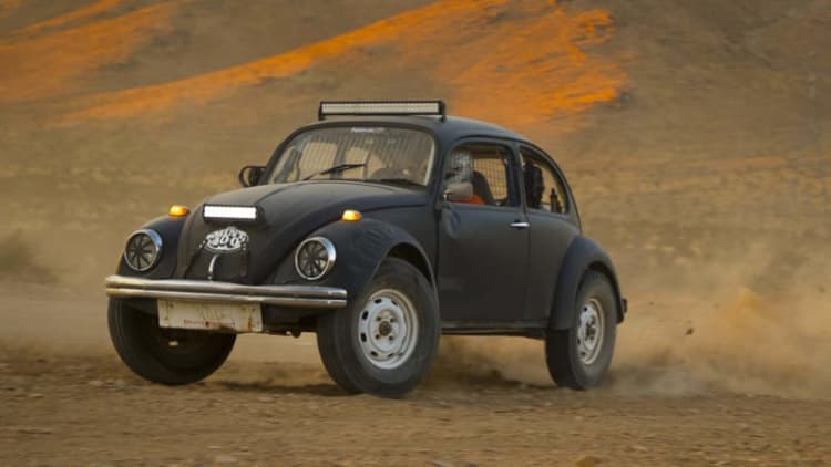 1969 Volkswagen Baja Bug Quick Spin | 50 years of VW at Baja