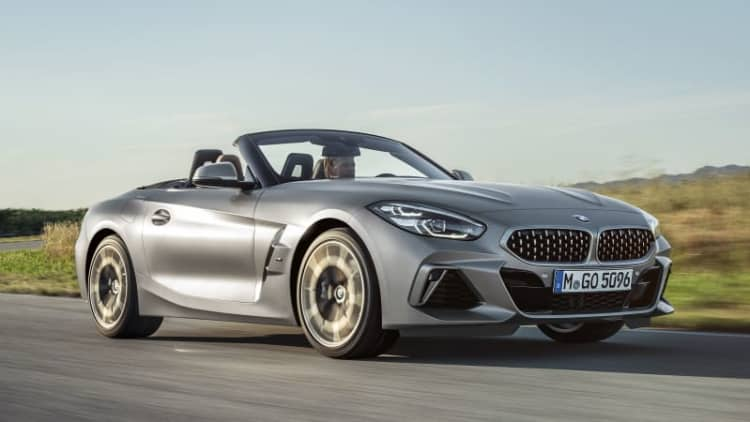 2020 BMW Z4 First Drive Review | More cerebral than visceral