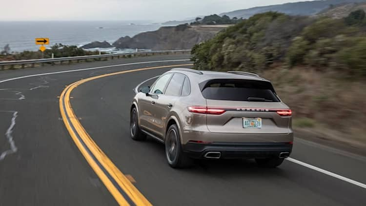 2019 Porsche Cayenne Second Drive Review | Fun for the whole family