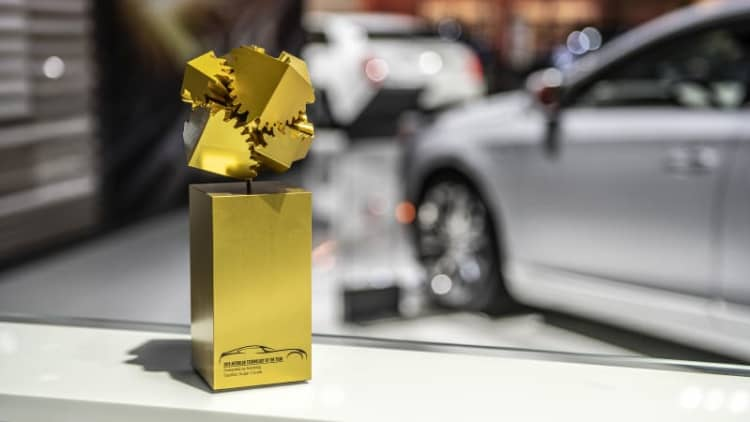 Watch the 2019 Autoblog Technology of the Year presentation to Cadillac