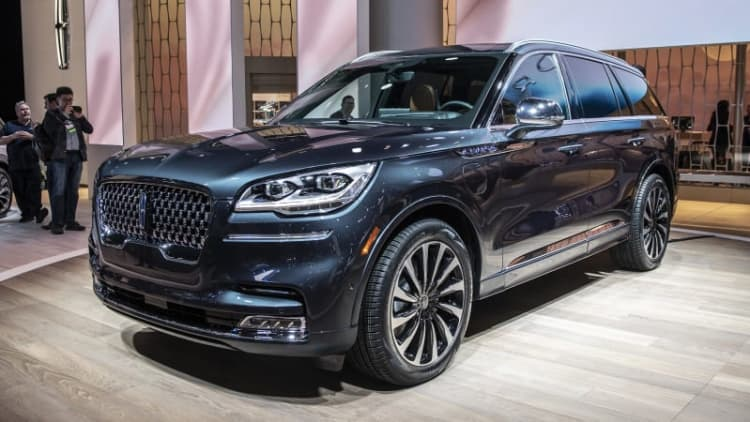 2020 Lincoln Aviator pricing, configurator revealed: It goes on sale in summer