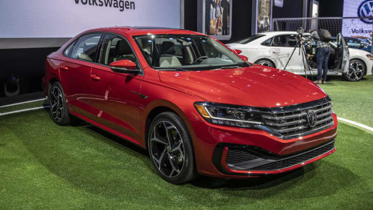 Checking in on VW comeback: 'I believe in the redemptive power of America'
