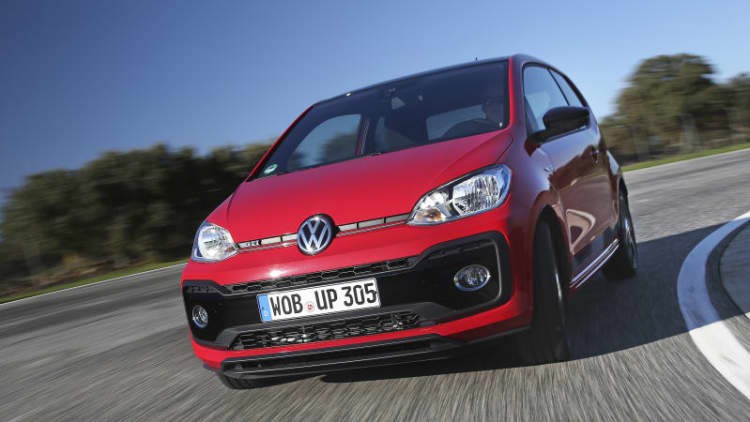 2019 Volkswagen Up! GTI First Drive Review   Keeping it real