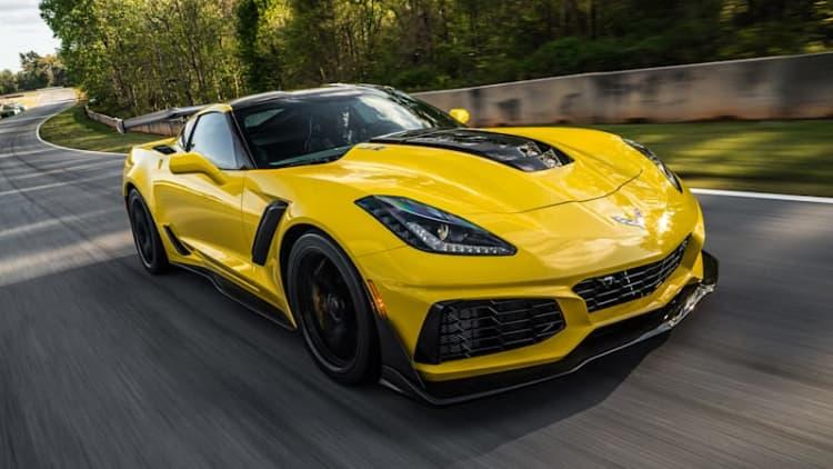 2019 Chevy Corvette ZR1 First Drive Review: It's lit