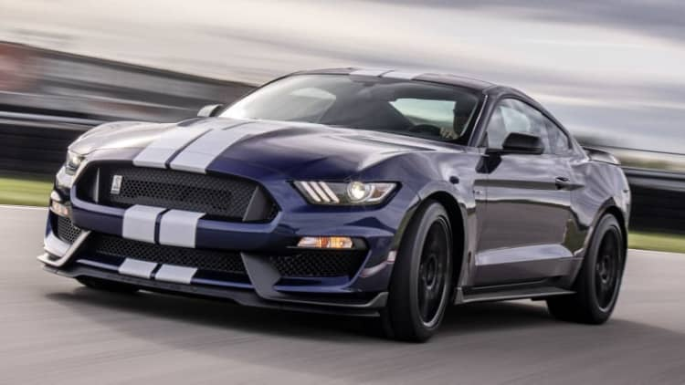 2019 Ford Mustang Shelby GT350 gets aero and chassis upgrades