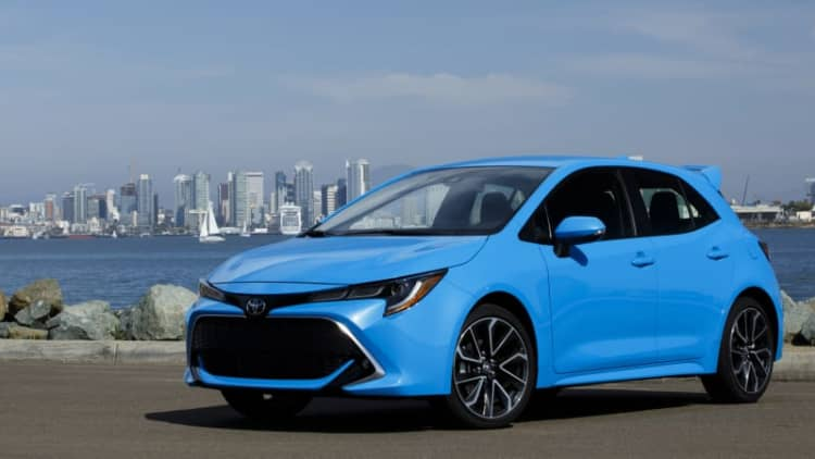 2019 Toyota Corolla Hatchback Drivers' Notes Review | Right back in the mix