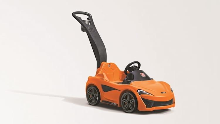 This McLaren 570S Spider is great for the budding enthusiast