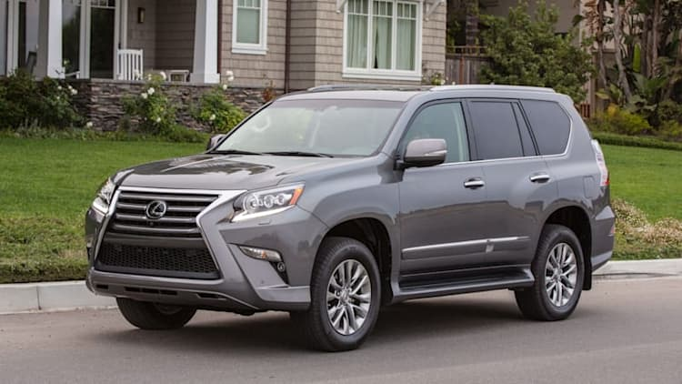 2018 Lexus GX 460 Drivers' Notes Review | When dinosaurs roamed the earth