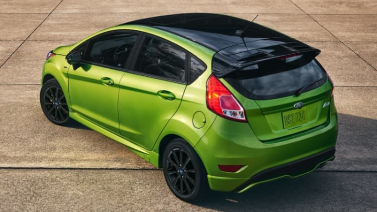 Ford confirms 2019 Fiesta ST Line coming to U.S.