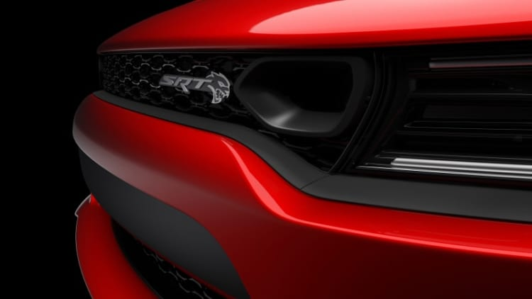 2019 Dodge Charger SRT Hellcat gets a Challenger-style intake in the grille
