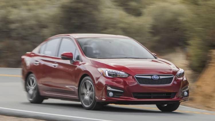 2018 Subaru Impreza price increase just $100