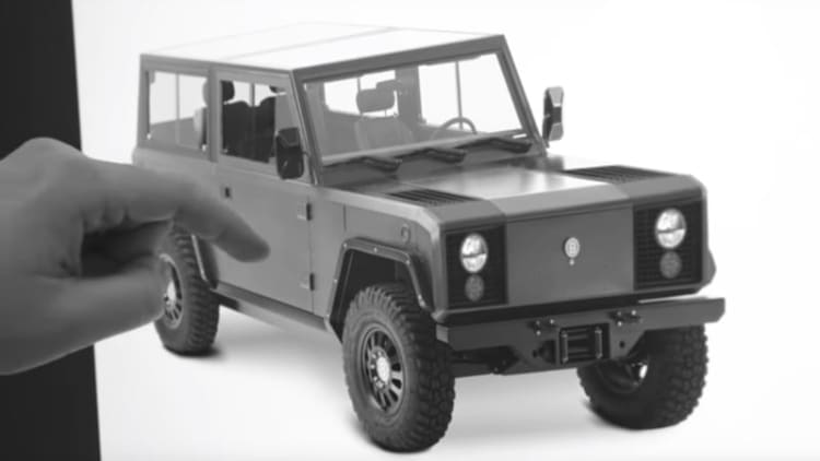 Bollinger Motors B1 electric SUV gets a new face