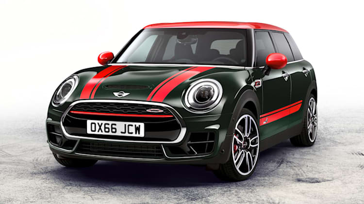 2017 Mini John Cooper Works Clubman ALL4 | Pint-size performer with a premium price
