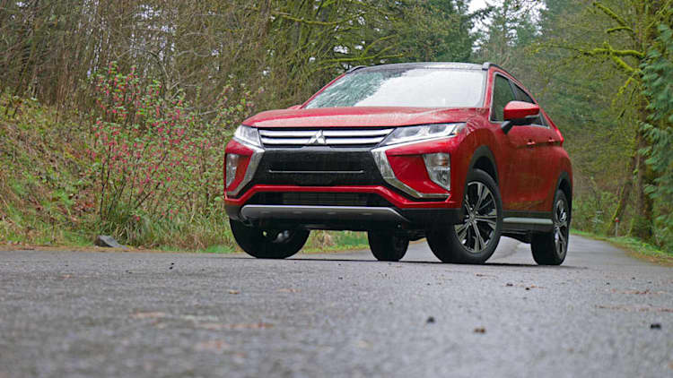 2018 Mitsubishi Eclipse Cross Quick Spin Review | Deserving of a clean slate