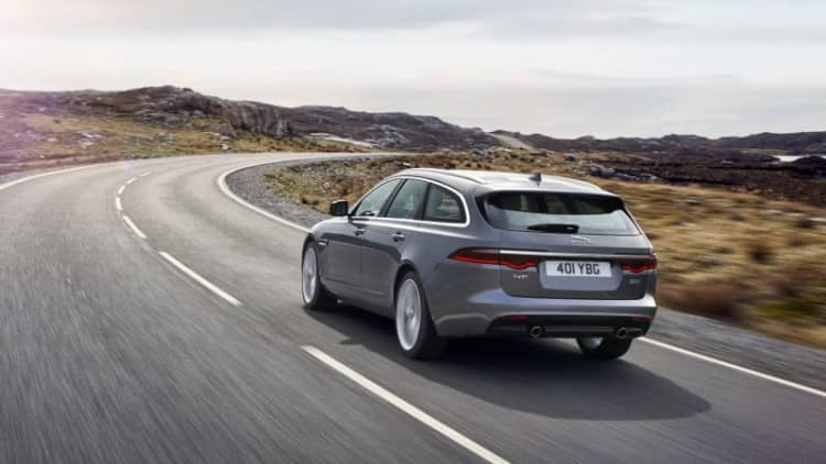 Jaguar might not sell many XF Sportbrakes in the U.S., but here's why it's trying