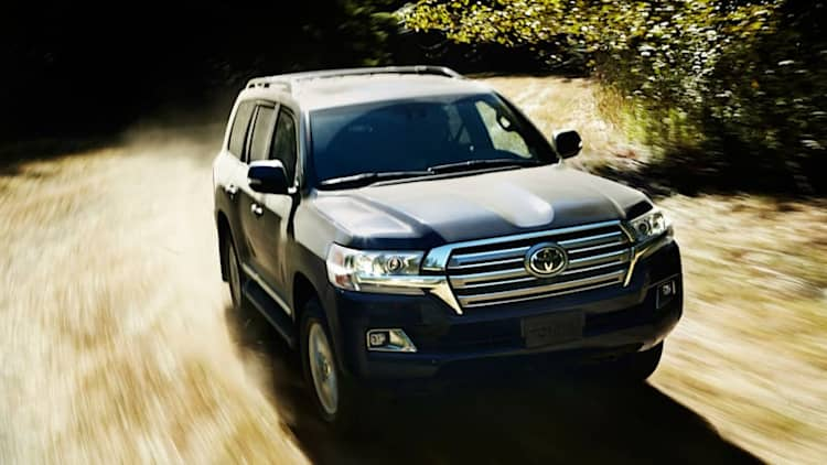 2018 Toyota Land Cruiser Drivers' Notes Review   Sticker shock