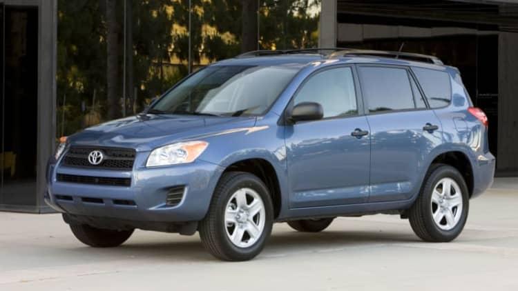 Toyota RAV4 Recall Information - Autoblog