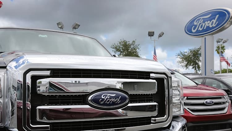 Ford plans to kill cars in order to spend on trucks, SUVs and EVs